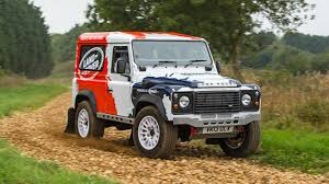 new land rover defender 2013 it u0027s the land rover defender race series