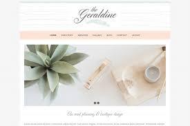 Starting A Wedding Planning Business Geraldine Wordpress Theme For Event Planner L Bluchic