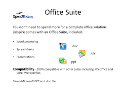 Wordperfect Spreadsheet Introduction To Operating Systems Ppt Download
