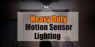 Outdoor Motion Sensor Security Lights by 2017 Best Heavy Duty Motion Sensor Outdoor Lighting Review