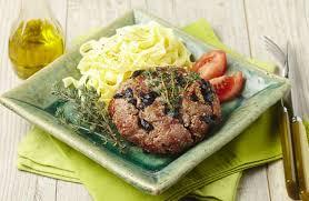 cuisiner steak haché steak haché de boeuf à la semoule recettes de cuisine la viande fr