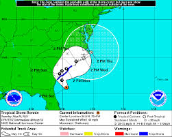South Carolina Beaches Map Tropical Storm Bonnie Weakens To Tropical Depression As It