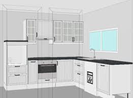 conception cuisine ikea idées de design moderne alfihomeedesign