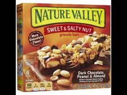 Top 10 Healthiest Granola Bars by Are Nature Valley Granola Bars Healthy Nature Valley Granola