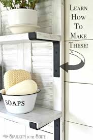 Bathroom Shelves Ideas by Best 25 Over Toilet Storage Ideas On Pinterest Toilet Storage