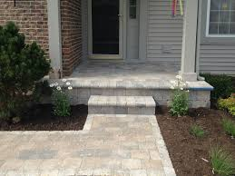 outdoor and patio brick walkways designs for homes combined with