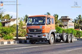 bharat benz 3123 truck chasis cab biswajit svm chaser