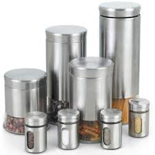 silver kitchen canisters kitchen canisters shop the best deals for dec 2017 overstock