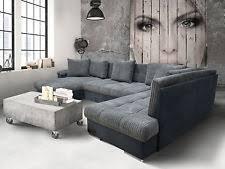 Chaise Corner Sofa Sofa 4 U Corner Sectional Sofa Beds Ebay