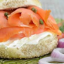 where can i buy smoked salmon lox and bagels gift set kit buy at gourmet food store