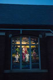 Window Tinting Rochester Ny Iconic Church Artwork Illuminated By Solux Natural Daylight Light