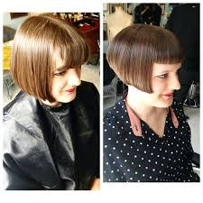 beer and haircuts from the 1920s rockalilycuts3 louise brooks inspired 1920s bob haircut via lbs