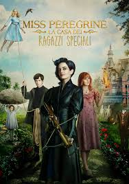 miss peregrine u0027s home for peculiar children movie fanart fanart tv