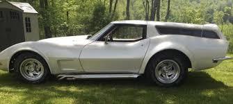chevy corvette wagon 1969 chevrolet c3 corvette wagon fab for sale gm authority