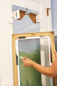 Remove Mirror Glued To Wall Dress Up Standard Door Mirror With Readyframe Giveaway Pretty