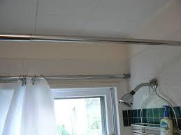 L Shaped Bathroom Design Bathroom Exciting L Shaped Shower Curtain Rod For Small Bathroom