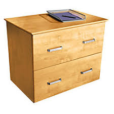 Lateral File Cabinet 2 Drawer by Officemax Oak Finish 2 Drawer Lateral File Cabinet By Office Depot
