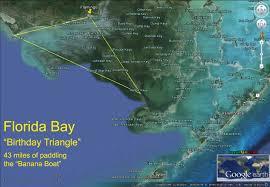 Everglades Florida Map by Winter Birthday Triad On Florida Bay With The U0027banana Boat