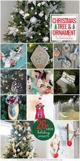 diy wood slice deer ornament creative our crafty