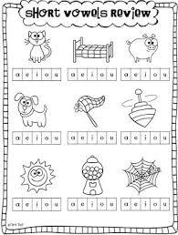 vowel worksheets free worksheets