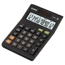 Suspended Ceiling Quantity Calculator by Casio Ms20b 12 Digit Mini Desktop Calculator Officeworks