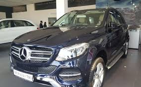 blue mercedes suresh raina gifts special navy blue mercedes to parents