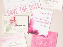 wedding invitations and save the dates save the date etiquette tips