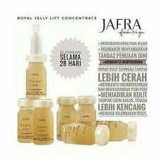 Serum Wajah Jafra jual paket heboh jafra mud mask 30gr plus serum royal jelly di lapak