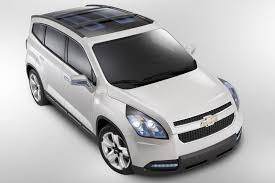 mpv car interior from concept to reality chevrolet orlando mpv