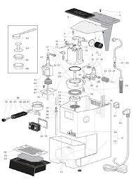 Gaggia Classic Parts Diagram xModern Miscellaneous