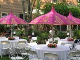 Backyard Cookout Ideas Backyard Party Ideas Wedding Decoration Black And White Backyard