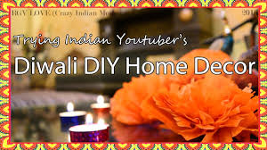 quick diwali decor diy trying out indian youtuber s diy ideas quick diwali decor diy trying out indian youtuber s diy ideas diwalog 2016 diwali 2016