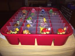 amiibo storage an 8 dollar ornament storage box from