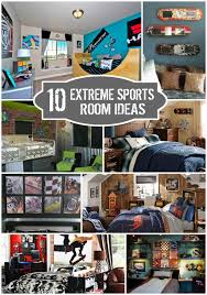 sports bedroom decor sports bedroom decor all about home design ideas