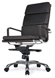 Types Of Chairs by Leather Office Chairs Modern Black Office Chairs Types Of Chairs