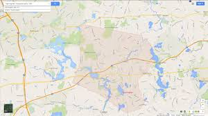 Massachusetts Map by Framingham Massachusetts Map