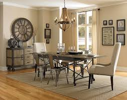 dining room with hardwood floors by hayneedle zillow digs zillow