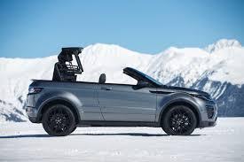 land rover convertible drąsiausių pasaulyje inžinierių kūrinys u2013 u201erange rover evoque