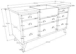 profondeur meuble cuisine meuble de cuisine en 50 de profondeur cuisine profondeur 50 cm