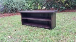 coastal oak designs rustic entryway bench with storage
