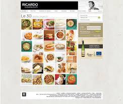ricardo cuisine com miraidy s portfolio html css js