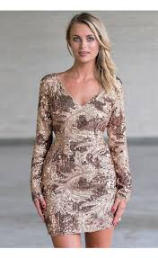 pretty new years dresses gold and bronze sequin sheath dress gold new years dress