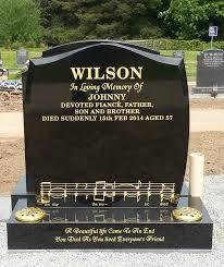 headstones and memorials granite headstones memorials in belfast and across