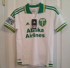Timbers Flag New Adidas Portland Timbers Authentic Mls Soccer Jersey Youth