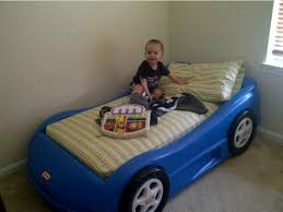 Blue Car Bed Blue Race Car Toddler Bed Price Babytimeexpo Furniture