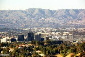 Urban Garden Woodland Hills - woodland hills los angeles stock photos and pictures getty images