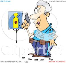 royalty free rf clip art illustration of a cartoon police