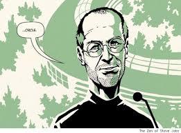 Art Graphic Design Jobs The Zen Of Steve Jobs U0027 Graphic Novel To Explore Apple Co Founder U0027s