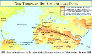 Mali Map Africa by Morocco On The Move Vulnerability Rises In Africa U0027s Sahel As