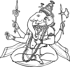 free vector graphic ganesha sketch draw god hindu free